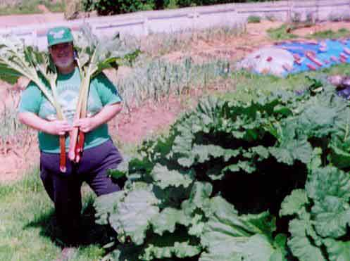 McKean County Biodynamics featuring Master Gardener L A Rotheraine
